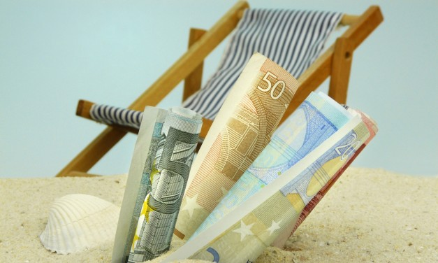 Les finances vacances : éviter d'être à sec