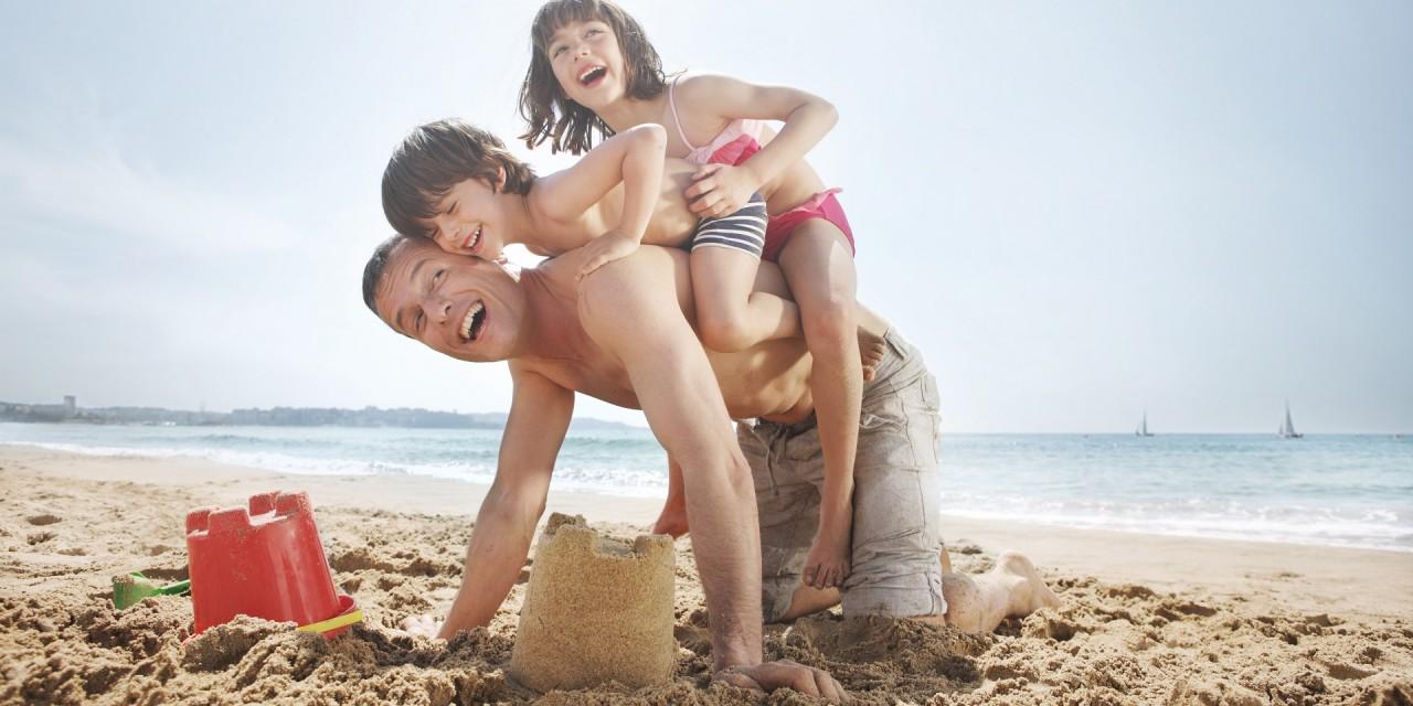 Partir en vacances avec un enfant : l'essentiel
