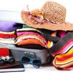 Ce que vous devez avoir dans votre valise pour les vacances