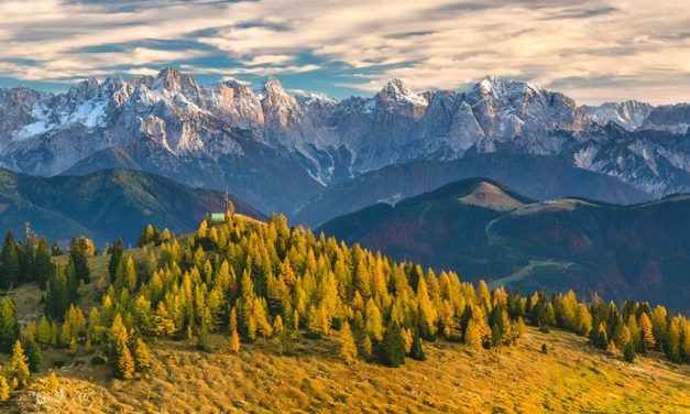 Où partir pour des vacances à la montagne ?